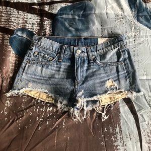 """Rag&Bone """"Mila"""" Shorts!!"""